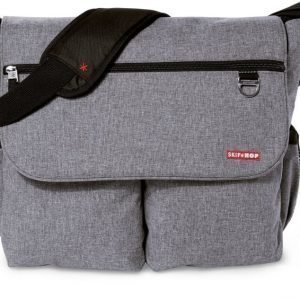Skip Hop Hoitolaukku Dash Signature Heather Grey