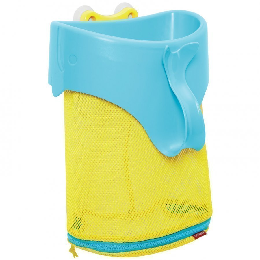 Skip Hop Moby Scoop & Splash Bath Toy Organizer Kylpylelu