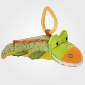Skip Hop Safari Barnvagnsleksak Krokodil Aktiviteettilelu