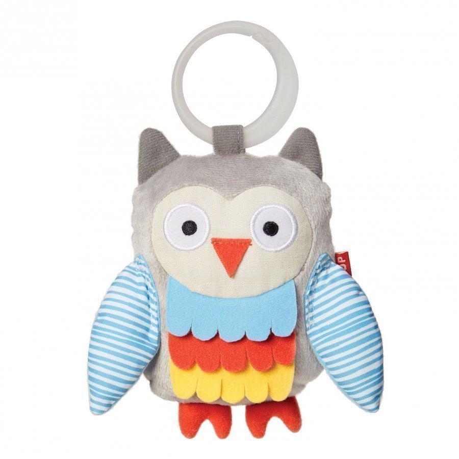 Skip Hop Treetop Friends Wise Owl Stroller Toy Aktiviteettilelu