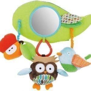 Skip Hop Turvakaareen kiinnitettävä lelu Treetop Friends