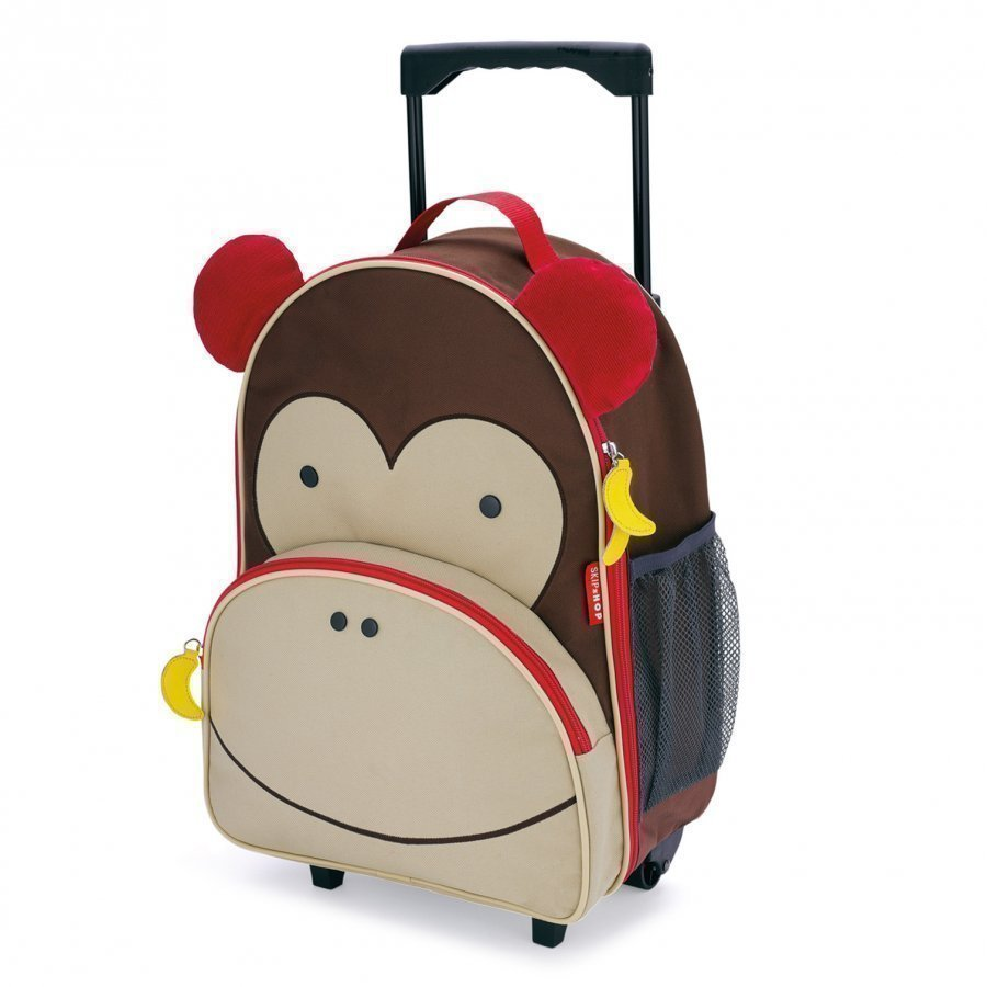Skip Hop Zoo Bagage Monkey Olkalaukku