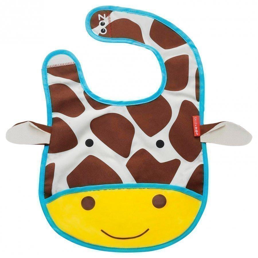 Skip Hop Zoo Bib Giraffe Ruokalappu