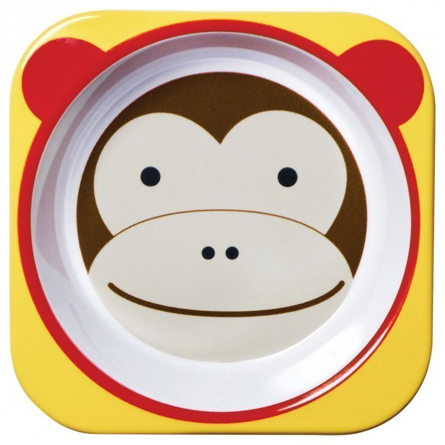 Skip Hop Zoo Bowl Monkey Kulho