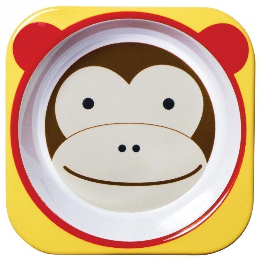Skip Hop Zoo Bowl Monkey Kulho