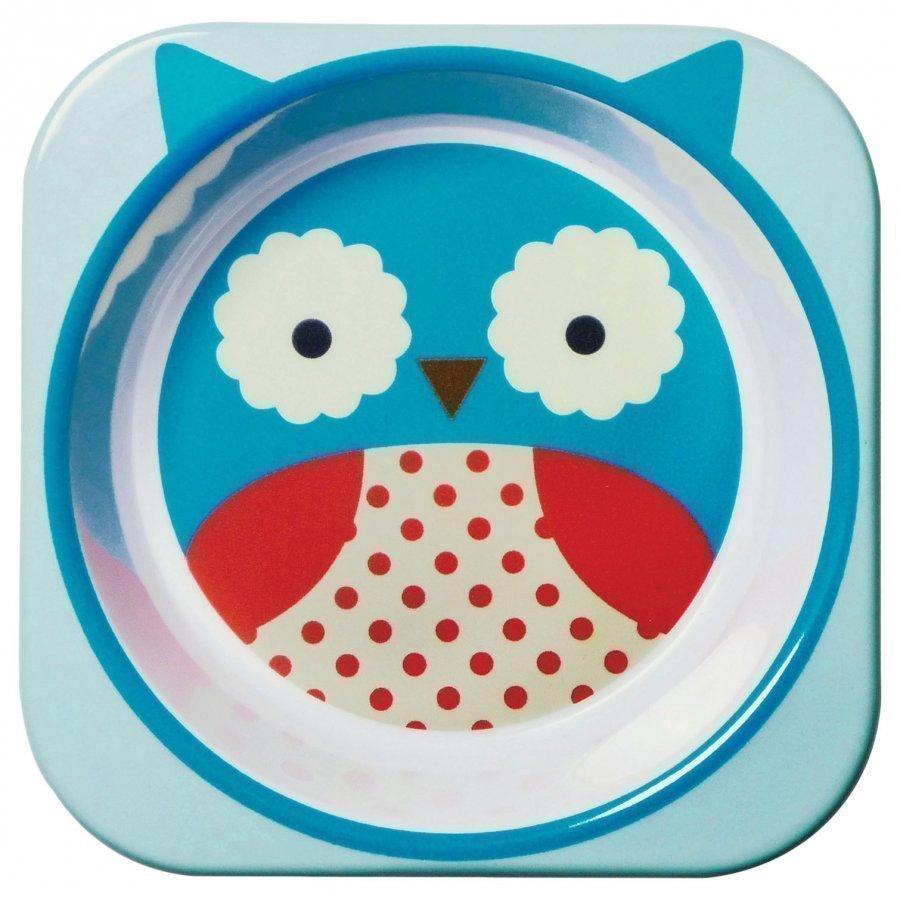 Skip Hop Zoo Bowl Owl Ruokailusetti