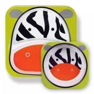 Skip Hop Zoo Lautaset Seepra