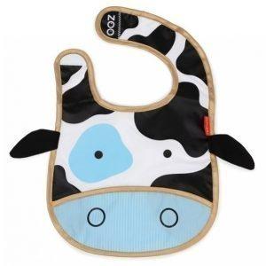 Skip Hop Zoo Ruokalappu Lehmä