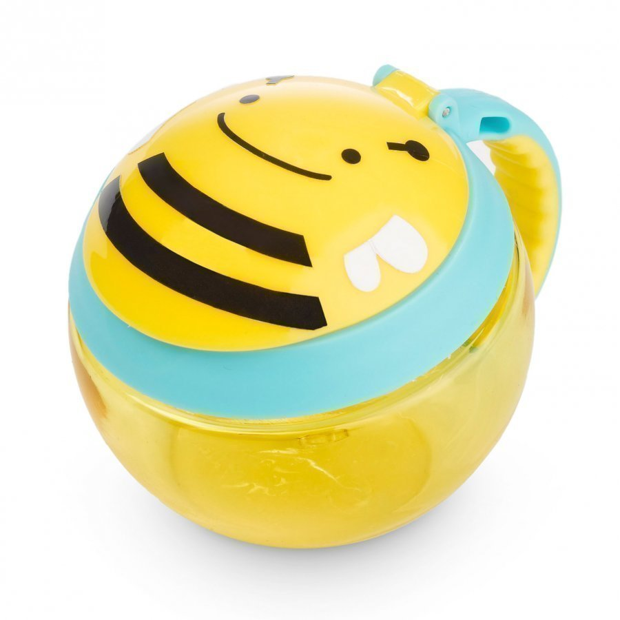 Skip Hop Zoo Snack Cup Bee Lounasrasia