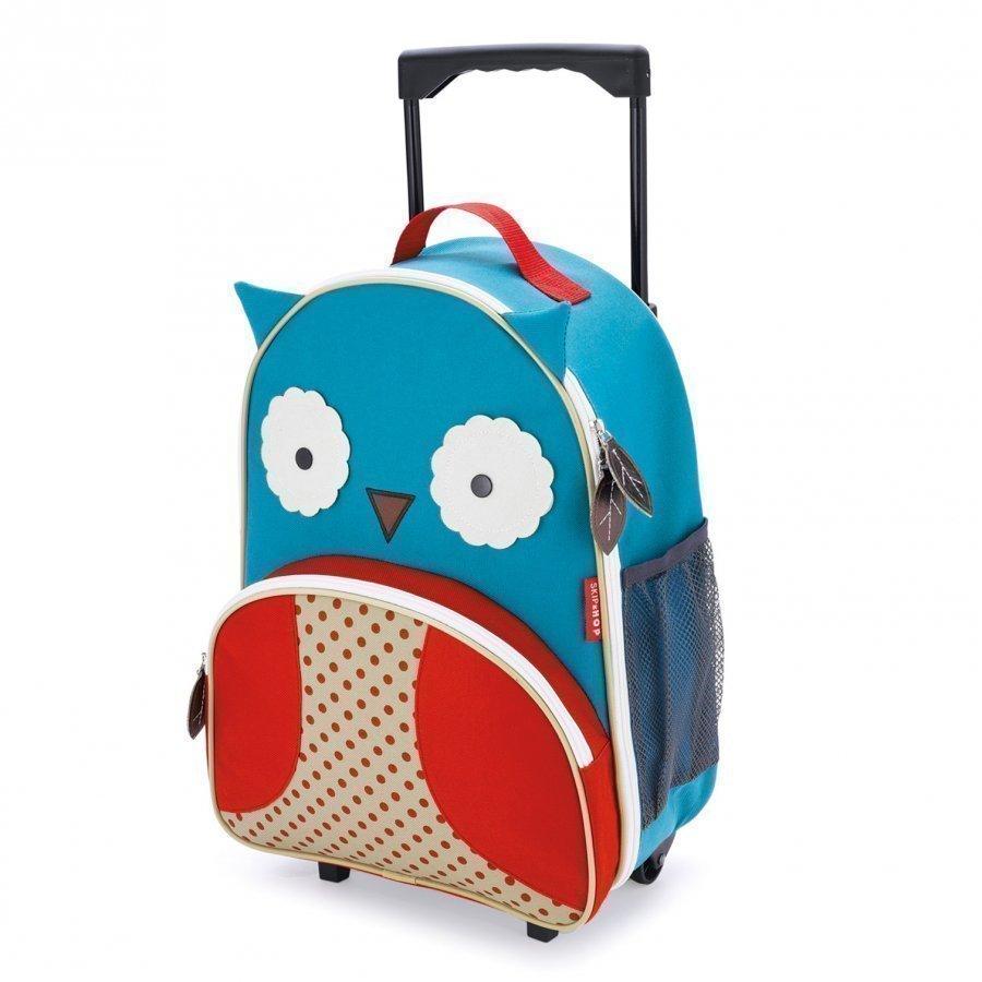 Skip Hop Zoo Trolley Owl Olkalaukku