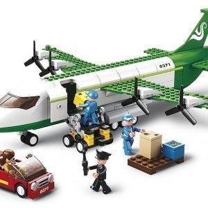Sluban Air Freighter Sluban Aviation Sarjan Rakennuspalikat