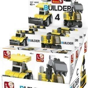 Sluban Construction Sluban Builder Sarjan Rakennuspalikat
