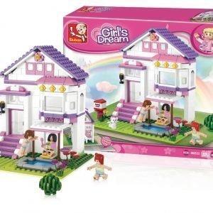 Sluban Holiday Home Sluban Girls Dream Sarjan Rakennuspalikat