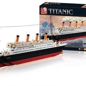 Sluban Iso Titanic Sluban Titanic Sarjan Rakennuspalikat