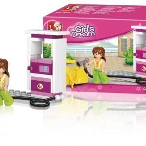Sluban Mailbox Sluban Girls Dream Sarjan Rakennuspalikat