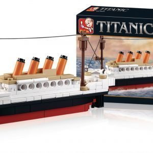 Sluban Pieni Titanic Sluban Titanic Sarjan Rakennuspalikat