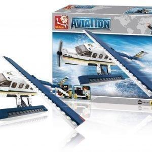 Sluban Seaplane Sluban Aviation Sarjan Rakennuspalikat