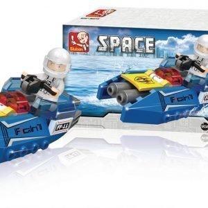 Sluban Space Jet Sluban Space Sarjan Rakennuspalikat