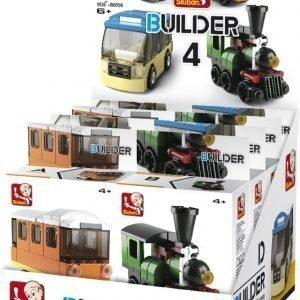 Sluban Transportation Sluban Builder Sarjan Rakennuspalikat