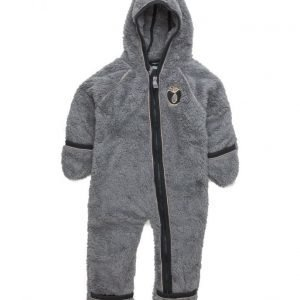 Småfolk Baby Fleece Suit