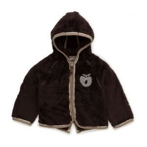 Småfolk Baby Fleece.Hood+Zipper