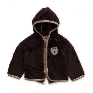 Småfolk Baby Fleece.Hood+Zipper