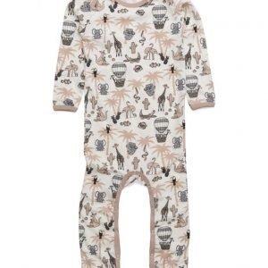 Småfolk Body Suit. Jungle