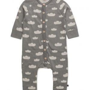 Småfolk Body Suit. Knit. Cloud