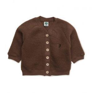 Småfolk Cardigan Merino Wool