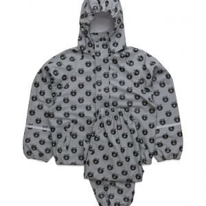 Småfolk Rainwear Set. Apples