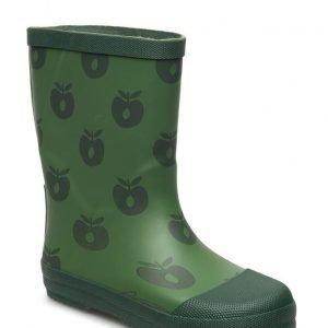 Småfolk Rubber Boots. Apples