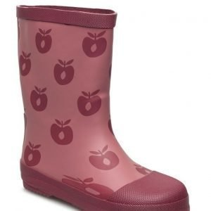 Småfolk Rubber Boots. Apples