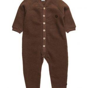 Småfolk Suit In Heavy Wool