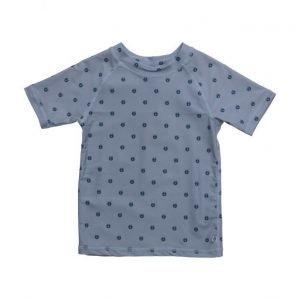 Småfolk Swim T-Shirt. Apples