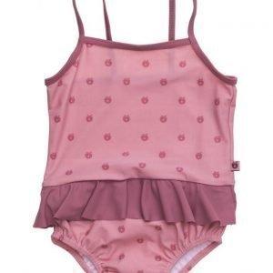 Småfolk Swimwear Baby Suit. Apples