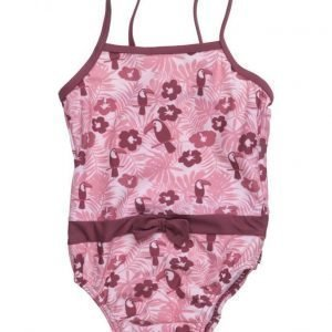 Småfolk Swimwear Baby Suit. Toucan