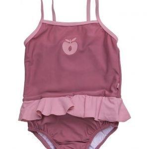 Småfolk Swimwear Suit Baby. Solid Color