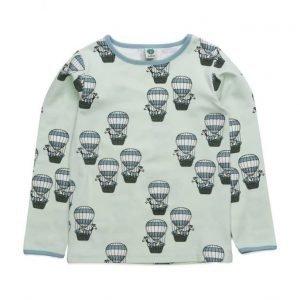 Småfolk T-Shirt Ls. Hotairballoon