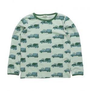 Småfolk T-Shirt Ls. Mixer Truck