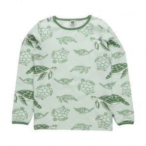 Småfolk T-Shirt Ls. Turtle