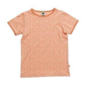 Småfolk T-Shirt Ss. Small Flowers