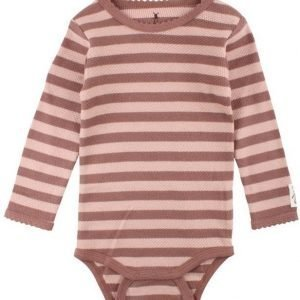 Small rags Body Dolly LS Body Mahogany Rose