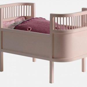 Smallstuff Nuken sänky Rosaline Roosa
