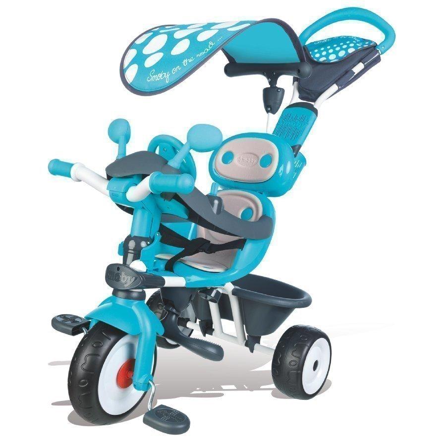 Smoby Kolmipyörä Baby Driver Komfort Sininen