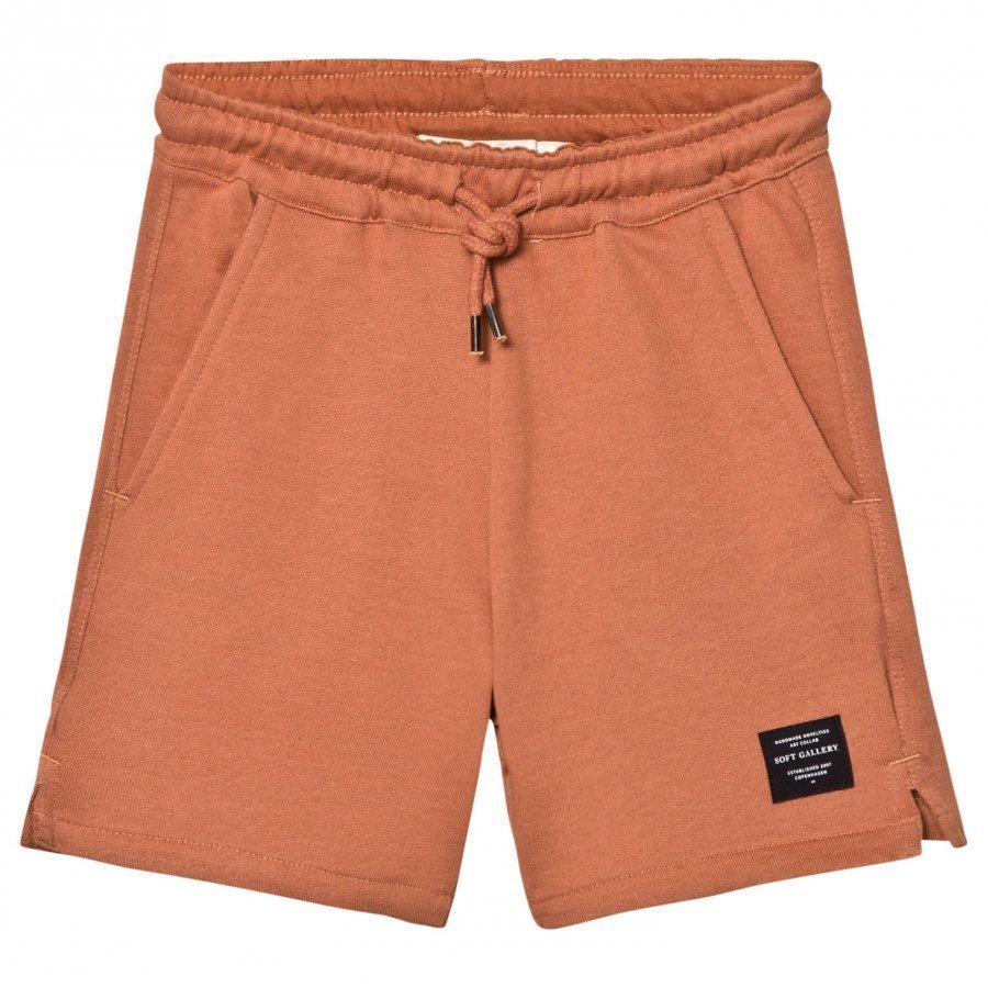 Soft Gallery Alisdair Shorts Baked Clay Oloasun Shortsit