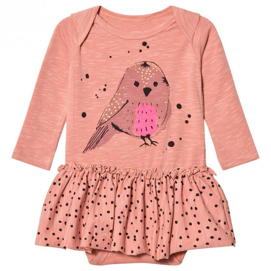 Soft Gallery Baby Body Sparrow Rose Dawn Body