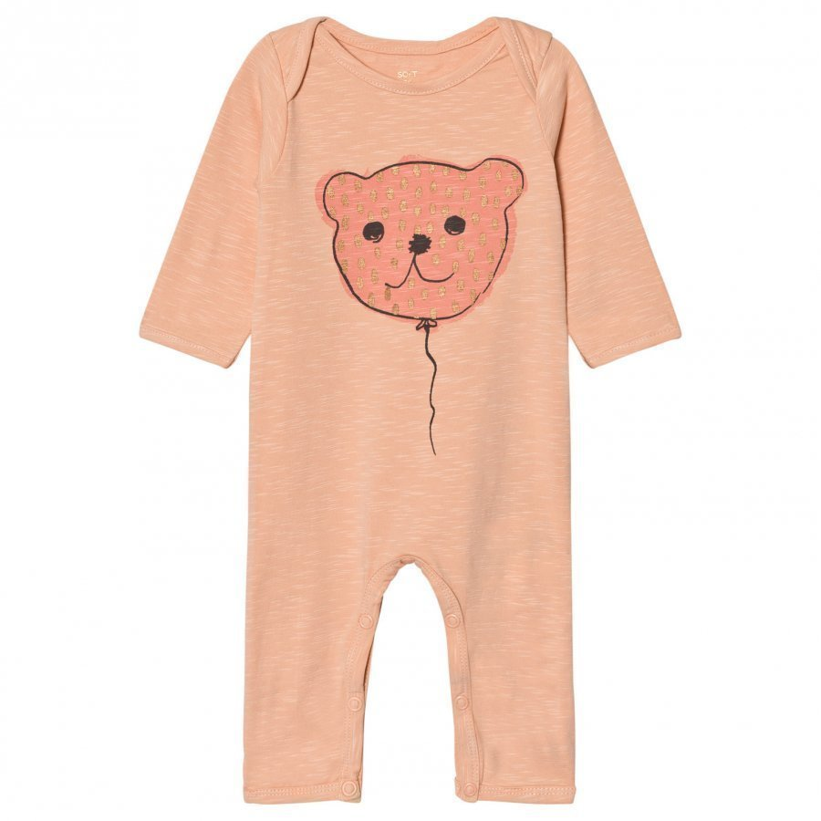 Soft Gallery Baby One-Piece Dusty Pink Body