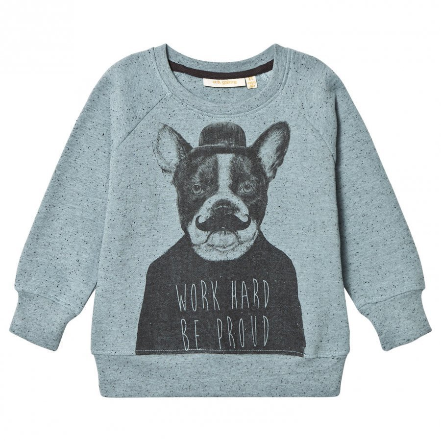 Soft Gallery Chaz Sweatshirt Citadel Black Neppy Boston Bowler Oloasun Paita