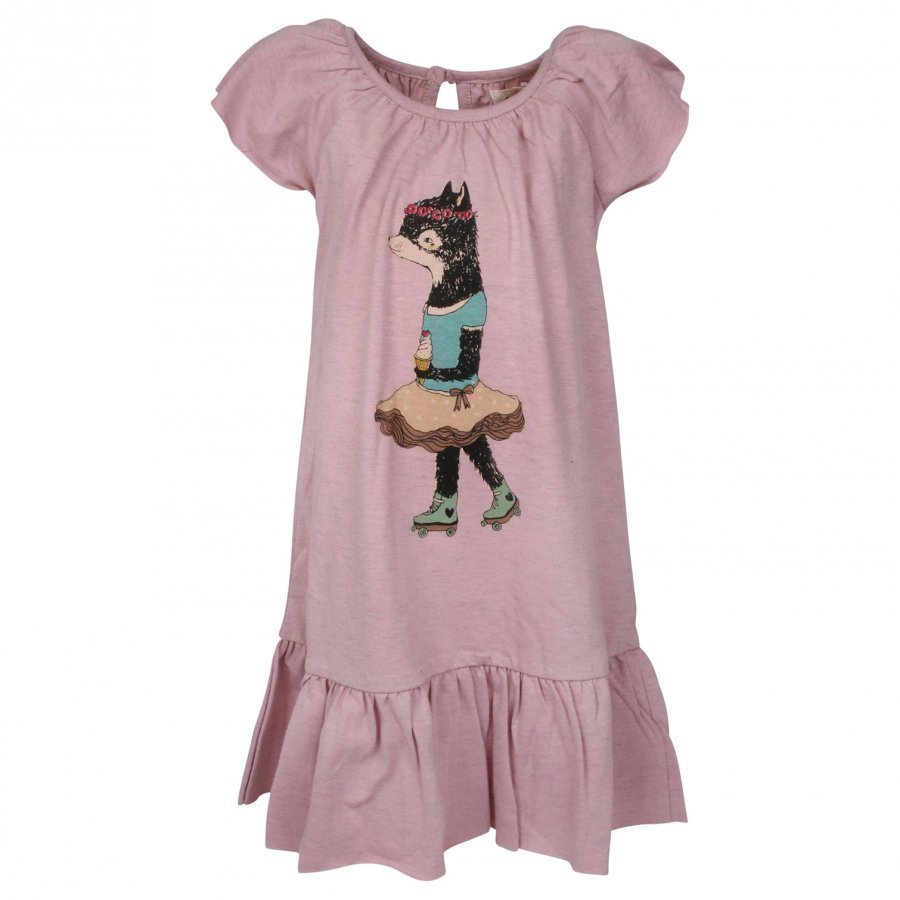 Soft Gallery Iris Baby Dress Rollergirl Dawn Pink Mekko