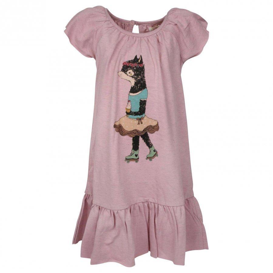 Soft Gallery Iris Baby Dress Rollergirl Dawn Pink Mekko